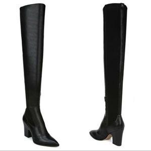 Sam Edelman Natasha Over The Knee Boot, Black, 8